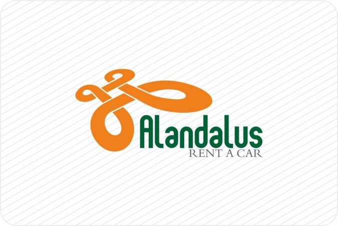 Logotipo Alandalus rentacar