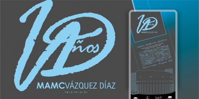 Publicidad 10 Años CAMC Vázquez Díaz