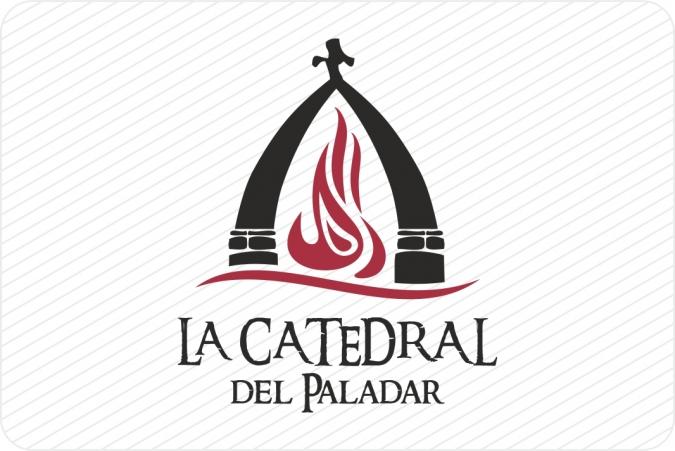 Logotipo La Catedral del Paladar Restaurante