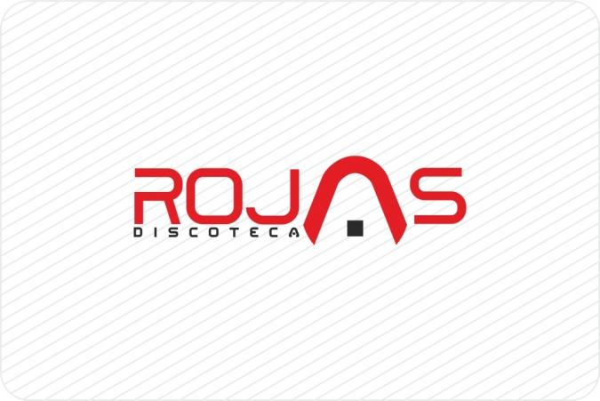 Logotipo Discoteca Rojas