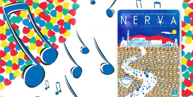 Publicidad Fiestas San Bartolomé Nerva 2006