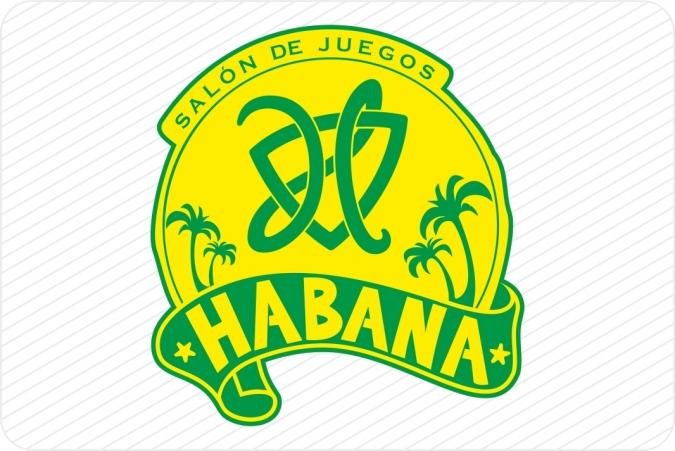 Logotipo La Habana Salón Juegos