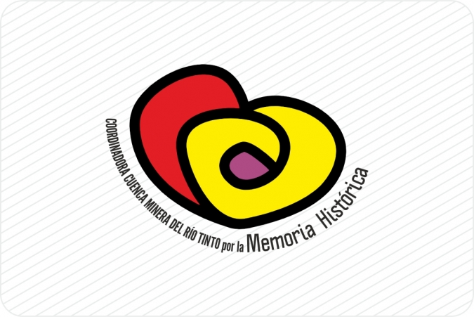 Logotipo Memoria Histórica Riotinto