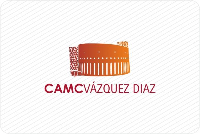 Logotipo CAMC Vázquez Díaz