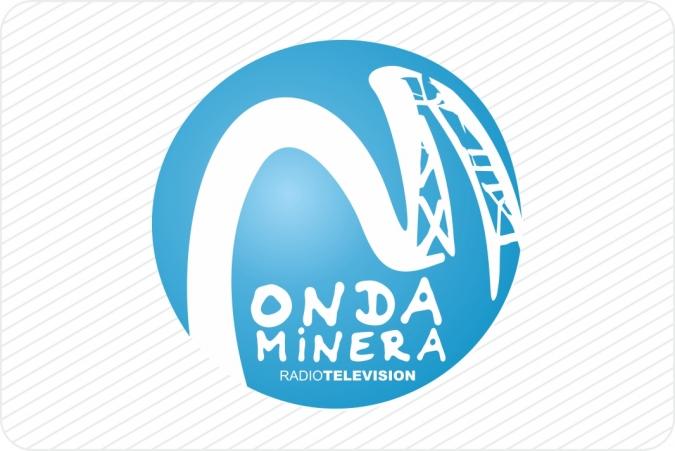 Logotipo Onda Minera RTVN