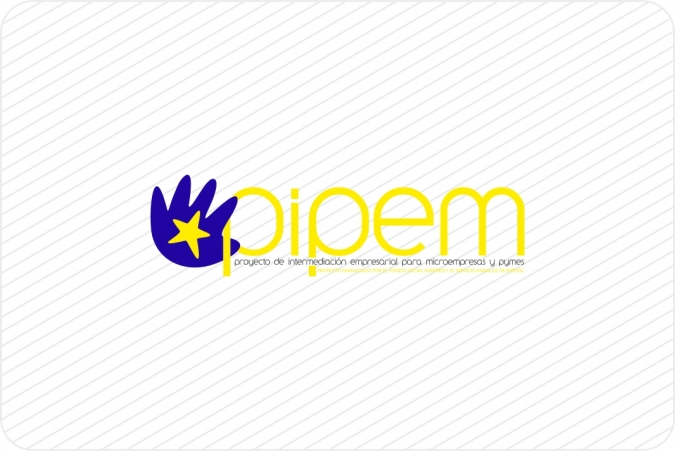 Logotipo Programa europeo PIPEM