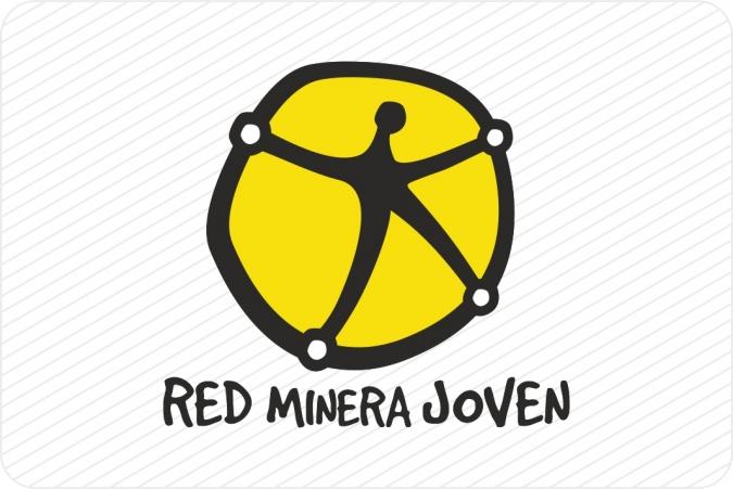 Logotipo Red Minera Joven