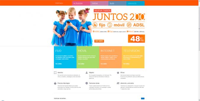 Web 2.0 TELECOM CM