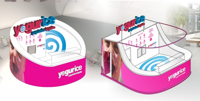 Quiosco Yogurice